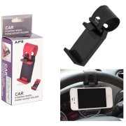 Car Holder Cradle Steering Wheel Strap Mount for m