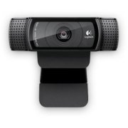 Logitech HD Pro C920 webcam 1920 x 1080 pixels USB 2.0 Black | 960-000768