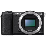 Sony ILCE A5100 Body, Black (ILCE5100B.CEC)