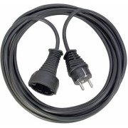 Brennenstuhl earthed extension cable straight CEE