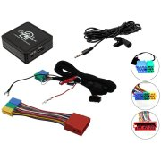 Connects2 Audi adapter USB, AUX (replaces CD changer), Bluetooth. CTAADBT003