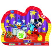 Dino Disney Frame Puzzle Mickey Mouse Clubhouse Puzzle 25pcs 31130d