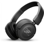 JBL T450BT Headphones, Black JBLT450BTBLK