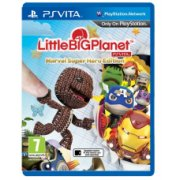 Little Big Planet: Marvel Superhero Edition (LittleBigPlanet) Playstation Vita PSVita spēle  31.99