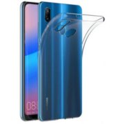 Just Must Nake Back Cover For Huawei P20 Lite Tran