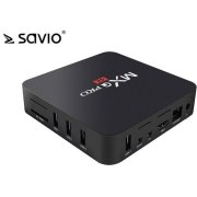 SAVIO Android TV Box (SAVTVBOX-02)