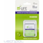 M-LIFE battery for Samsung Galaxy Ace Plus S7500 S