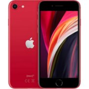 <b>Apple</b> <b>iPhone</b> SE 4G 64GB red EU MX9R2