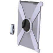 Slide-in Wall Mount, Wall Mount for iPad 2/3/4, 360 ° Rotation, Aluminum / Plastic EPZI / ARM-429