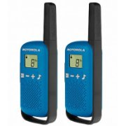MOTOROLA Talkabout T42 Twin-Pack Blue rācijas B4P0