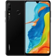 Huawei P30 Lite Dual LTE 4/128GB MAR-LX1A Midnight Black
