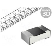 ROYAL OHM Resistor: thick film; SMD; 0805; 100MΩ;