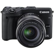 Canon EOS M3 + EF-M 18-55mm IS STM Blac...