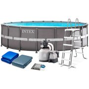 Baseins Intex Ultra Frame Pool Set 5.49 x 1.32m (26332GN) 26332GN