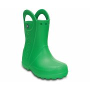 a9ea81a0c94 Bērnu gūmijas zābaki Crocs Handle It Rain Boot, 12803-3E8, Unisex, Grass  Green, C10, 27-28 EUR
