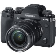 Kompaktā sistēma kamera, Fujifilm, Fujifilm X-T3 with 18-55mm Lens (Black), (new)