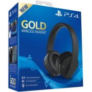 PS4 Official Sony Wireless Gold Headset 7.1 /PS4