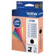 Brother LC223BK, Black Ink Cartridge (L...