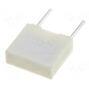 EPCOS Capacitor: polyester; 47nF; 63VAC; 100VDC; P