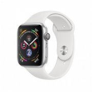 SMARTWATCH SERIES4 40MM ALUMIN/SILVER/WHITE SPORT MU642 APPLE