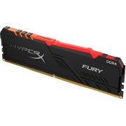 Memory Kingston HyperX FURY RGB HX432C16FB3A/8 (DDR4 DIMM; 1 x 16 GB; 3200 MHz; 16) HX432C16FB3A/8 ( JOINEDIT20492082 ) operatīvā atmiņa