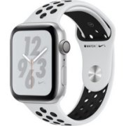 Apple Watch Nike+ S4 40mm Sil AL w. Pure Plat/Blac