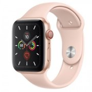 Apple Watch Series 5 GPS, 44mm Gold Aluminium Case