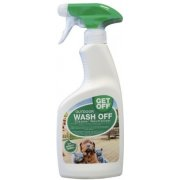 Get Off Outdoor WASH OFF Cleaner Neutraliser 500ml - Repelents lietošanai ārā, lai atturētu suņus un kaķus no nokārtošanās nevēlamās vietās