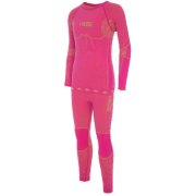 Viking Base Layer Set Riko , Pink | Bērnu Termoveļ
