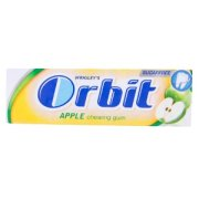 Košļ.gum.Orbit <b>Apple</b>