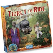 Galda spēle Ticket to Ride - Map Collection: Volume 3 - The Heart of Africa - ir veikalā