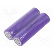 LG ELECTRONICS - LG ELECTRONICS INR18650 M26, Re-battery: Li-Ion; MR18650; 3.65V; 2600mAh; Ø18.4x65.2mm; 10A - ACCU-INR18650-M26