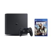 Sony Playstation 4 PRO 1TB (PS4) BLACK + Fortnite