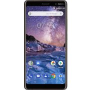 Nokia 7 Plus, Black (11B2NB01A09)