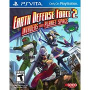 Earth Defense Force 2: Invaders from Planet Space PSVita spēle  42.99