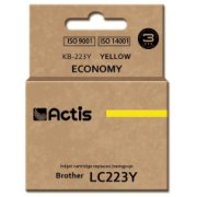 Ink ACTIS KB-223Y (replacement for Brother LC223Y