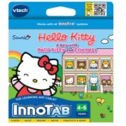 Vtech Innotab Software: Hello Kitty - A Day with H