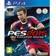 PES15 pr PS4 Pro Evolution Soccer 2015 PES ( Lietota spēle ) PlayStation 4 PS4  15.00
