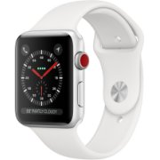 Apple Watch Series 3 38MM Alumin/Silver/White Sport (MTEY2) MTEY2
