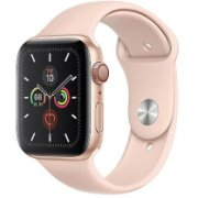 Apple Watch Series 5 GPS, 44mm Gold Alu...