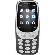 Nokia 3310 3G Charcoal (T-MLX34397; A00028831)