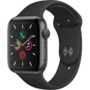 Apple Watch Series 5 GPS, 44mm Space Gray Aluminum