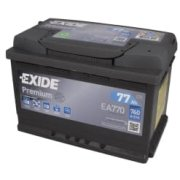 <b>EXIDE</b> <b>EA770</b> <b>Akumulators</b>
