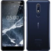 Nokia 5.1 Dual LTE 16GB Blue