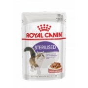 <b>ROYAL</b> <b>CANIN</b> FHN STERILISED IN GRAVY