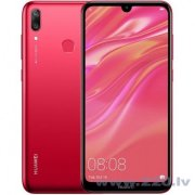 Huawei Y7 2019, Dual SIM 3/32 GB, Coral Red 4000