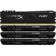 Kingston HyperX Fury Black 64GB [4x16GB...