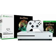 Microsoft Xbox One S, 1TB, White + Sea of Thieves