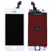 iPhone 5S/ SE LCD Kopija (Balts)
