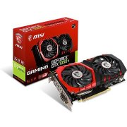 MSI GeForce GTX 1050 Ti, 4GB, GDDR5, GAMING (GEFOR